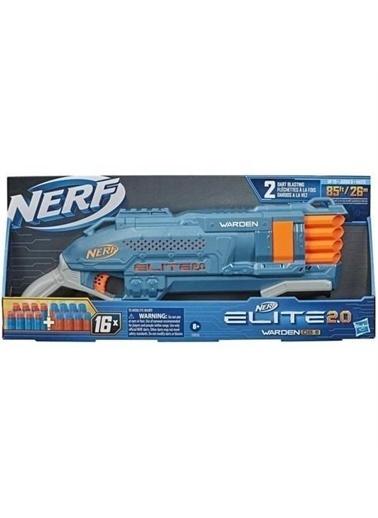Hasbro E9959 Nerf Elite Warden Roughcut / +8 Yaş Renkli